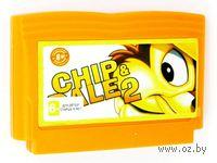 Картридж для денди CHIP & DALE 2