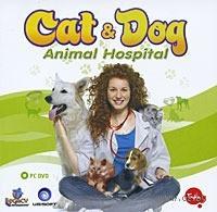 Cat & Dog. Animal hospital