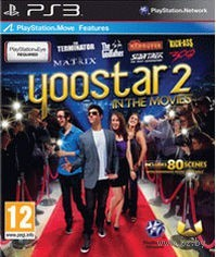 Yoostar 2: In The Movies (PS3 Move)