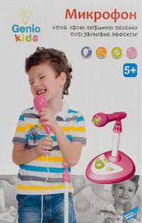 """Музыкальная игрушка """"Микрофон"""""""