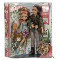 """Набор кукол """"Ever After High. Эшлин Элла и Хантер Хантсмен"""" (2 куклы)"""