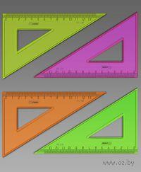 """Треугольник """"Neon Cristal"""" (13 см; 30 градусов; ассорти)"""