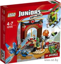 """LEGO Juniors """"Затерянный храм"""""""