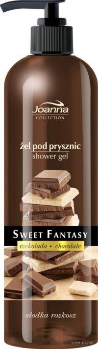 """Гель для душа """"Шоколад"""" (250 мл)"""
