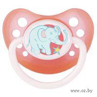 Пустышка латексная ортодонтическая