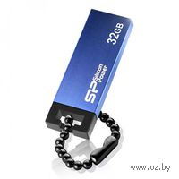 USB Flash Drive 32Gb Silicon Power Touch 835 (Blue)