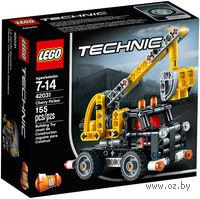 "LEGO. Technic. ""Ремонтный автокран"" (тягач)"