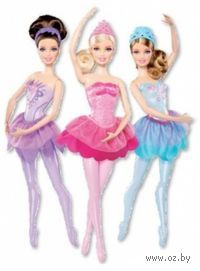 Кукла Барби. Балерина (в голубом)