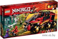 "LEGO. Ninjago. ""Мобильная база Ниндзя"""
