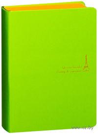 """Записная книжка """"Краски Парижа 4"""" (А6; 160 листов)"""