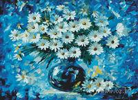"Картина по номерам ""Ромашки"" (400x500 мм; арт. MG535)"