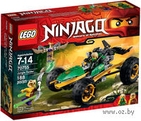 "LEGO. Ninjago. ""Тропический багги зеленого ниндзя"""