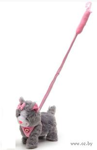 """Мягкая игрушка """"Кошка Карамелька"""" (со звуковыми эффектами)"""