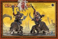 "Миниатюра ""Warhammer FB. Ogre Kingdoms Mournfang Cavalry"" (95-14)"