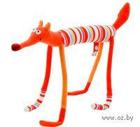 """Мягкая игрушка """"Слим-лиса"""" (32 см)"""