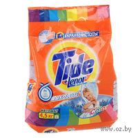 """Стиральный порошок Tide Absolute """"Color Lenor Scent"""" для автоматической стирки (4,5 кг.)"""