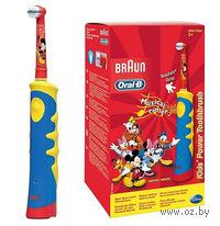 """Детская электрическая зубная щетка Oral-B """"Mickey"""""""