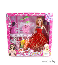 Кукла с аксессуарами (32 см; арт. 003T)
