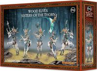 "Набор миниатюр ""Warhammer FB. Wood Elves Sisters of the Thorn"" (92-08)"
