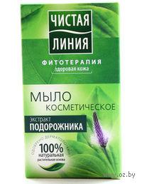 """Мыло косметическое """"Экстракт подорожника"""" (80 г)"""