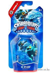 Skylanders Trap Team. Интерактивная фигурка Gill Grunt