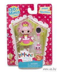 "Кукла ""Lalaloopsy Mini. Сияющая искорка"""