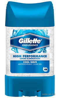 Дезодорант-антиперспирант для мужчин Gillette Cool Wave (гель, 70 мл)