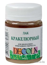 "Лак ""Decola"" кракелюрный (50 мл)"