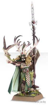 "Миниатюра ""Warhammer FB. Wood Elves Araloth"" (92-10)"
