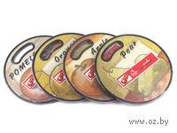 Доска разделочная пластмассовая (30*1,2 см, арт. HH3030)