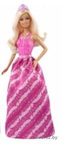Кукла Барби. Принцессы мира моды (блондинка)