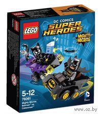 "LEGO Super Heroes ""Бэтмен против Женщиныкошки"""