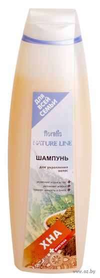 "Шампунь для волос ""Хна"" (750 мл)"