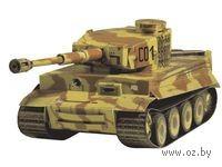 """Сборная модель из бумаги """"Танк PzKpfw VI TIGER"""""""