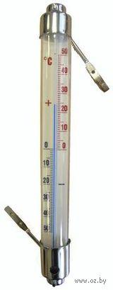 Термометр наружный в пластмассовом корпусе (арт. 410007)