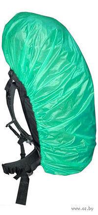Чехол на рюкзак (бирюзовый, 30-40 литров)