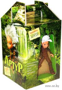 Артур. Подарочный комплект + игрушка