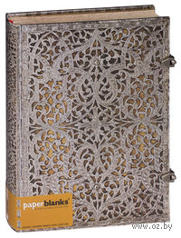 "Записная книжка Paperblanks ""Натураль"" нелинованная (формат: 180*230 мм, ультра)"