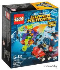 """LEGO Super Heroes """"Бэтмен против Мотылька-убийцы"""""""