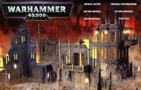 "Ландшафт ""Warhammer 40.000 Scenery: Imperial Sector"" (64-34)"
