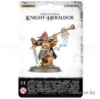 "Миниатюра ""Warhammer AoS. Stormcast Eternals Knight-Heraldor"" (96-19)"