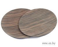 Набор тарелок декоративных (2 шт.; 295/280 мм)