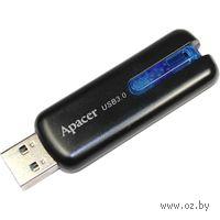 USB Flash Drive 32Gb Apacer AH 354 USB 3.0 (Black)