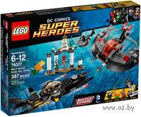"""LEGO. Super Heroes. """"Глубоководная атака Черного Манта"""""""