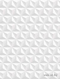 """Тетрадь в клетку 48 листов """"Объемные геометрические фигуры"""""""