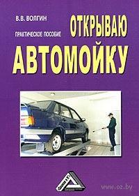 Открываю автомойку. Владислав Волгин