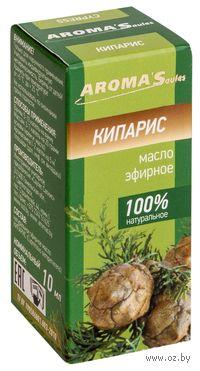 """Натуральное эфирное масло """"Кипарис"""" (10 мл)"""