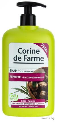 Шампунь для сухих и поврежденных волос восстанавливающий (750 мл)