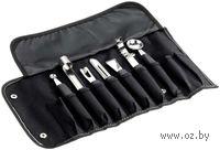 Набор ножей для фигурной вырезки (7 шт)