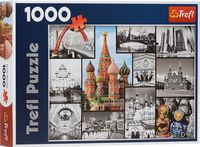 """Пазл """"Москва"""" (1000 элементов)"""